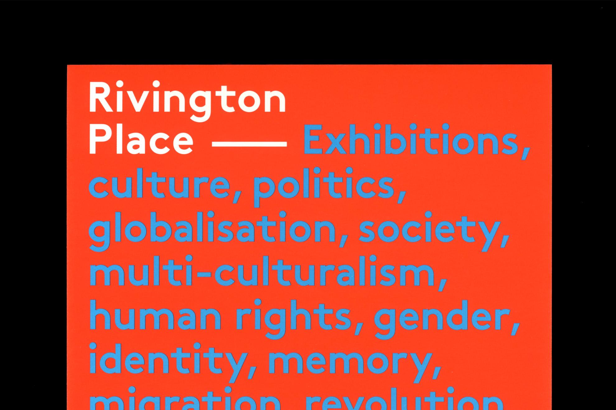 Rivington Place