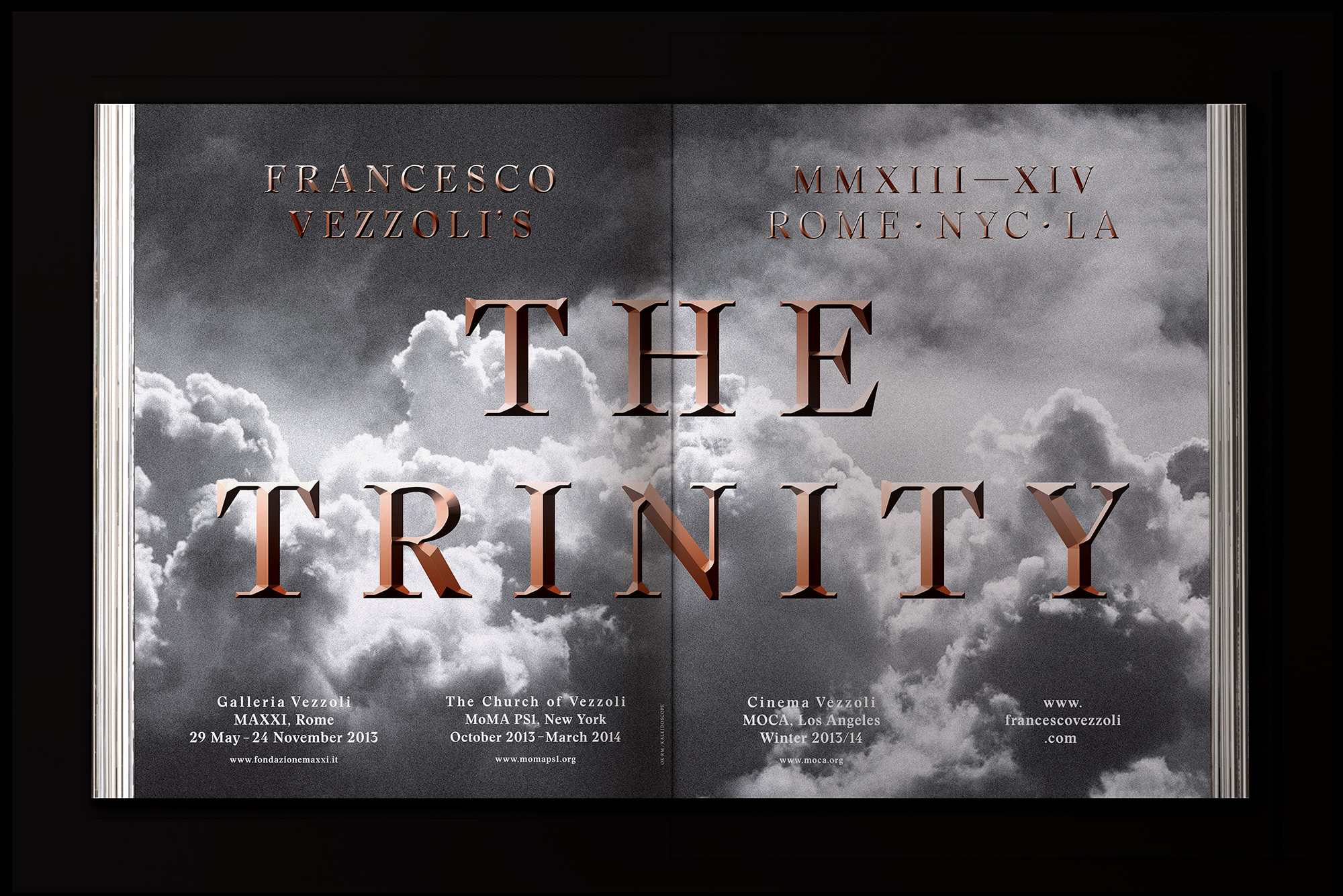 The Trinity, Francesco Vezzoli