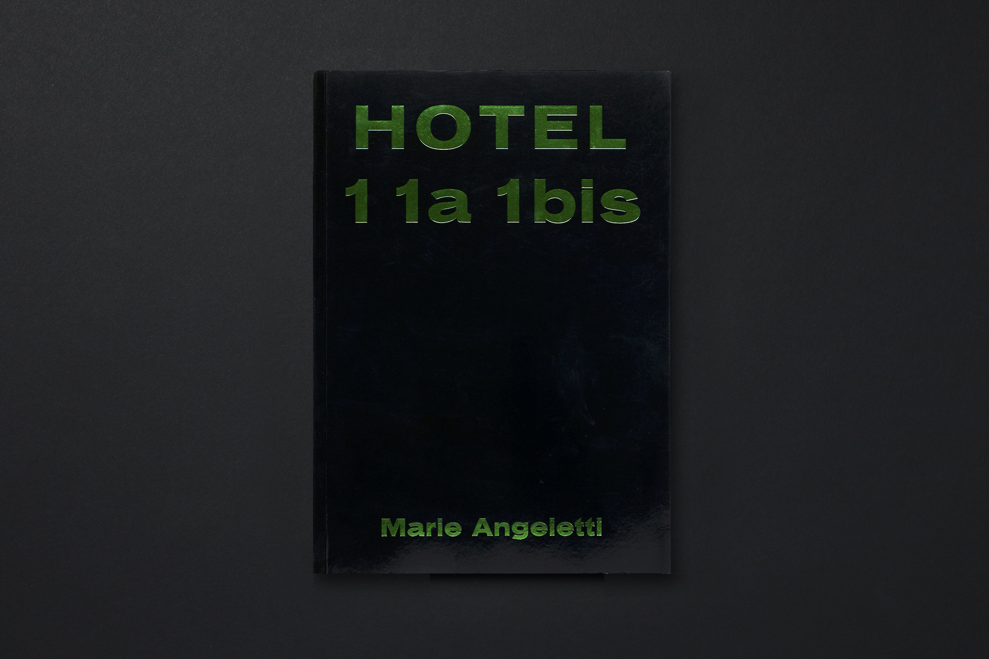 Hotel 1 1a 1bis, Marie Angeletti