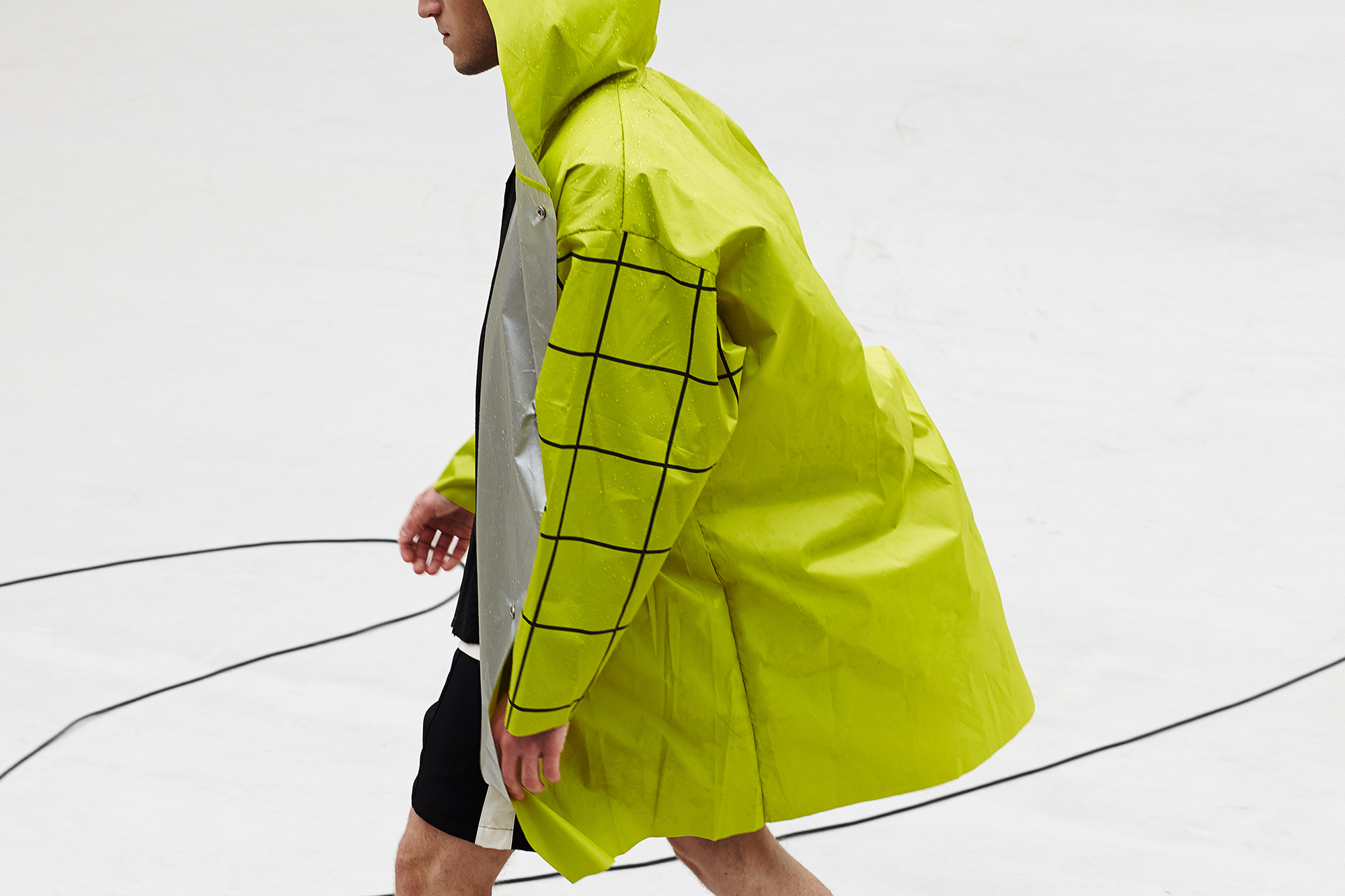 Strelka Institute, Raincoat