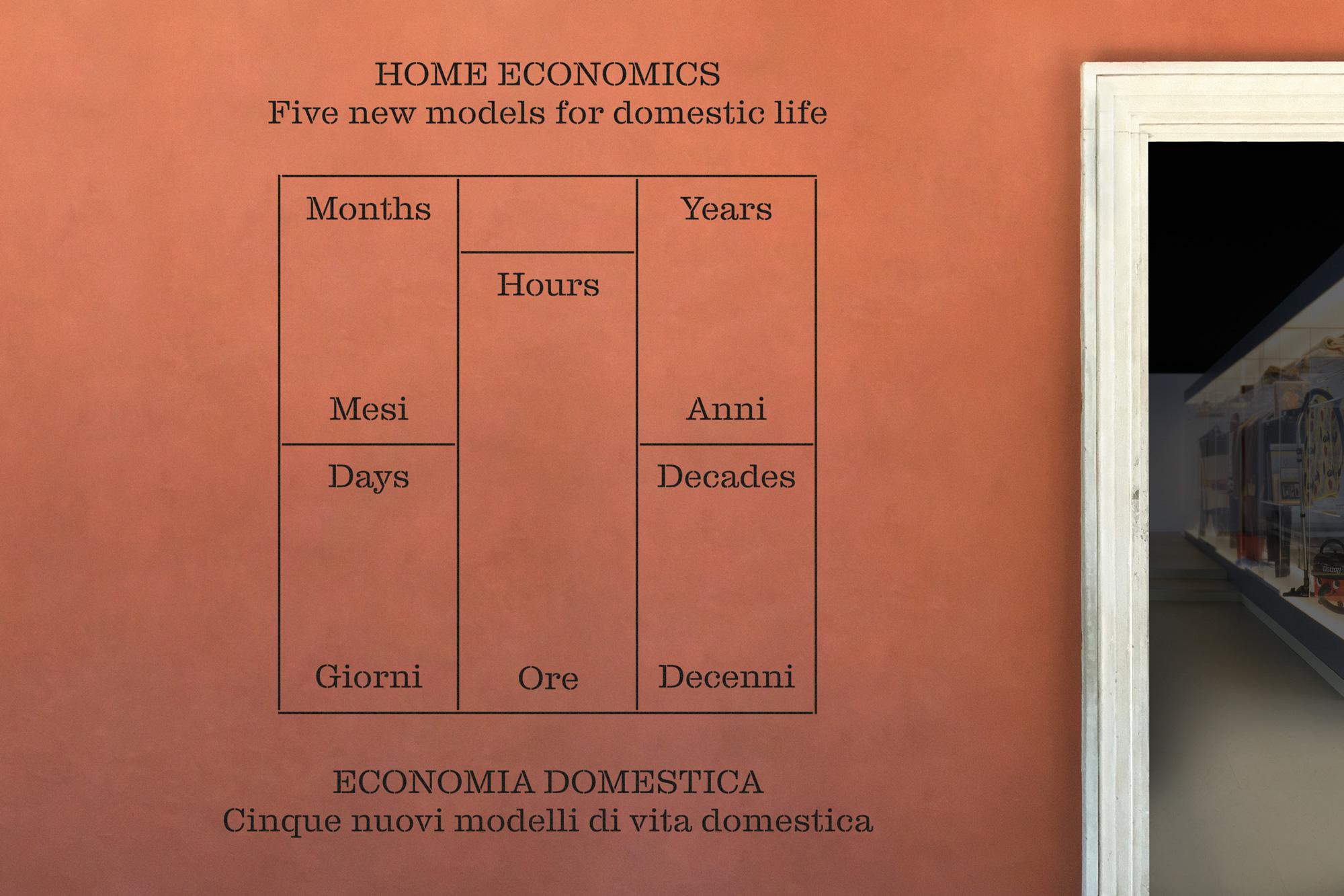 Home Economics, Venice Biennale