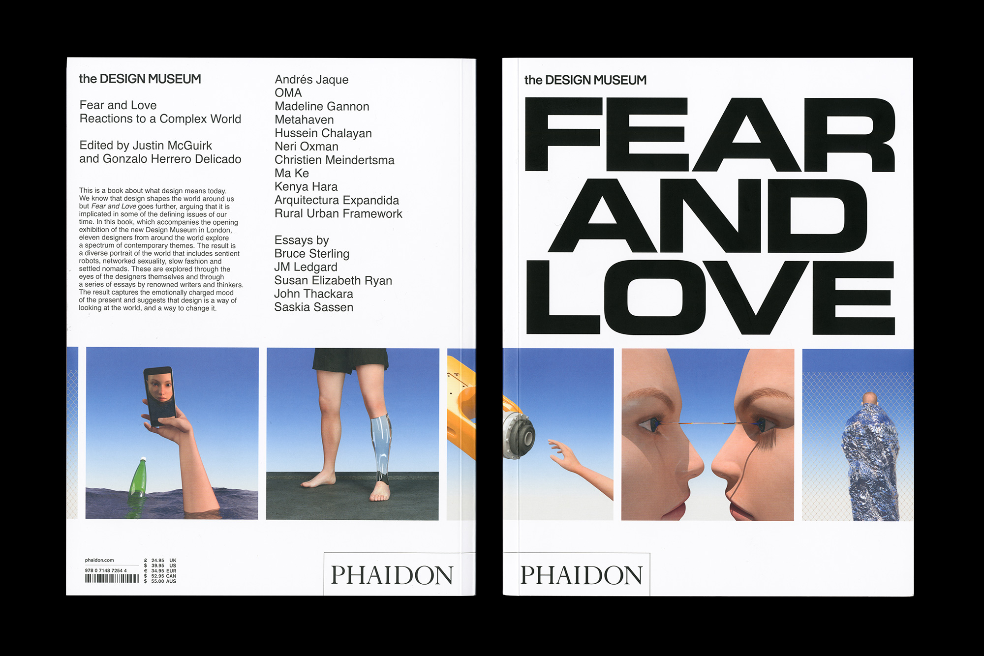 Fear and Love Book
