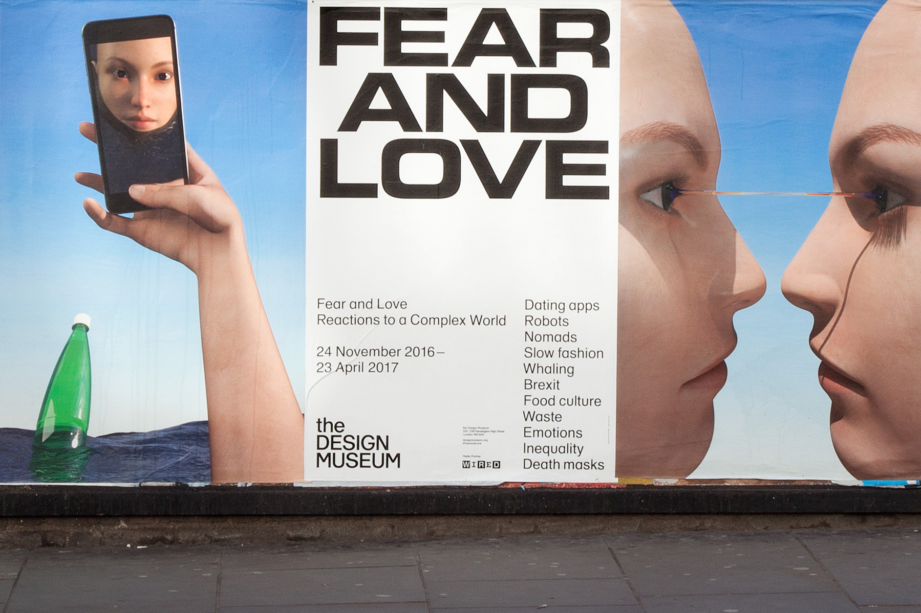 Fear and Love Campaign