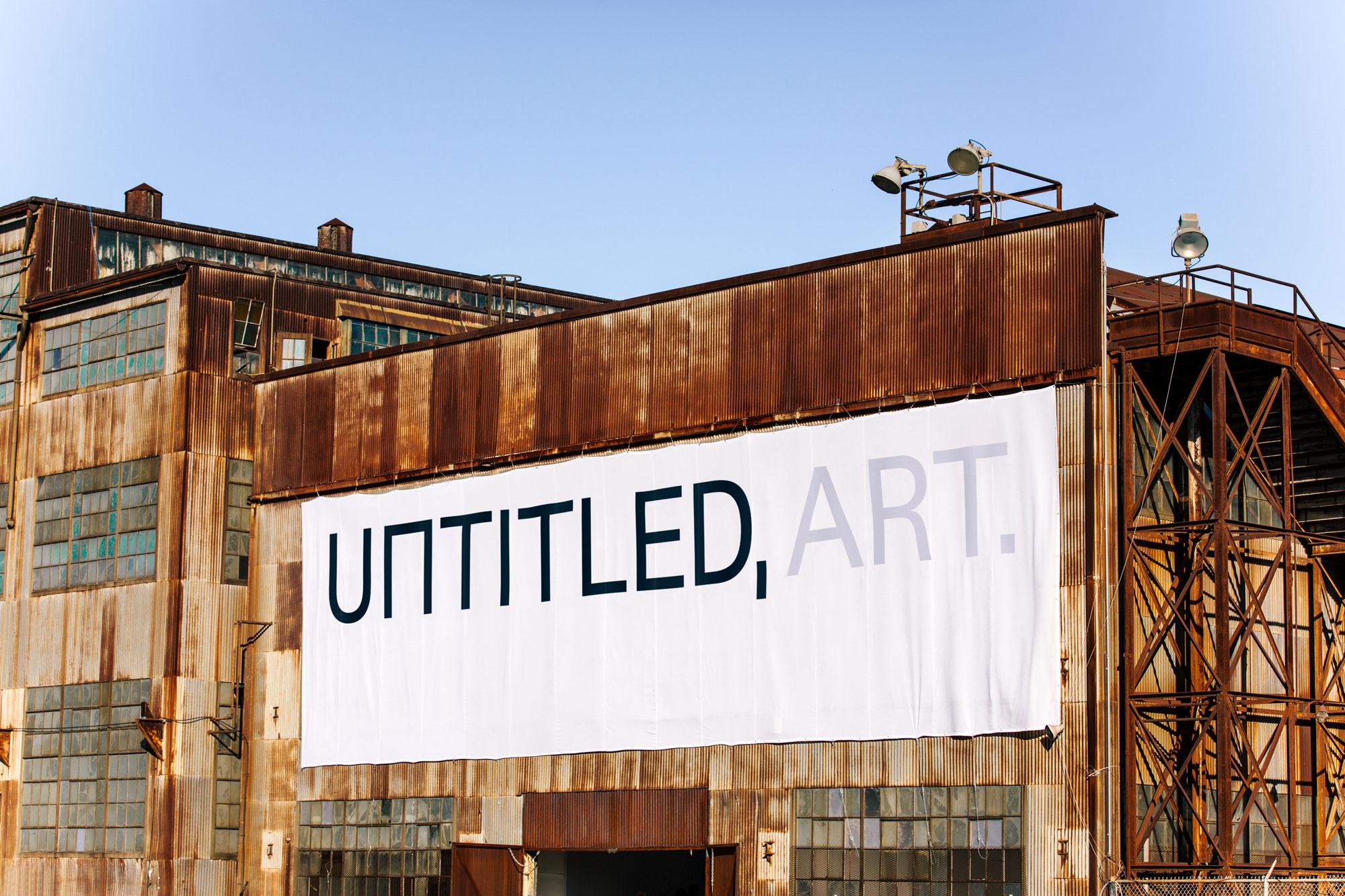 Untitled Art, San Francisco
