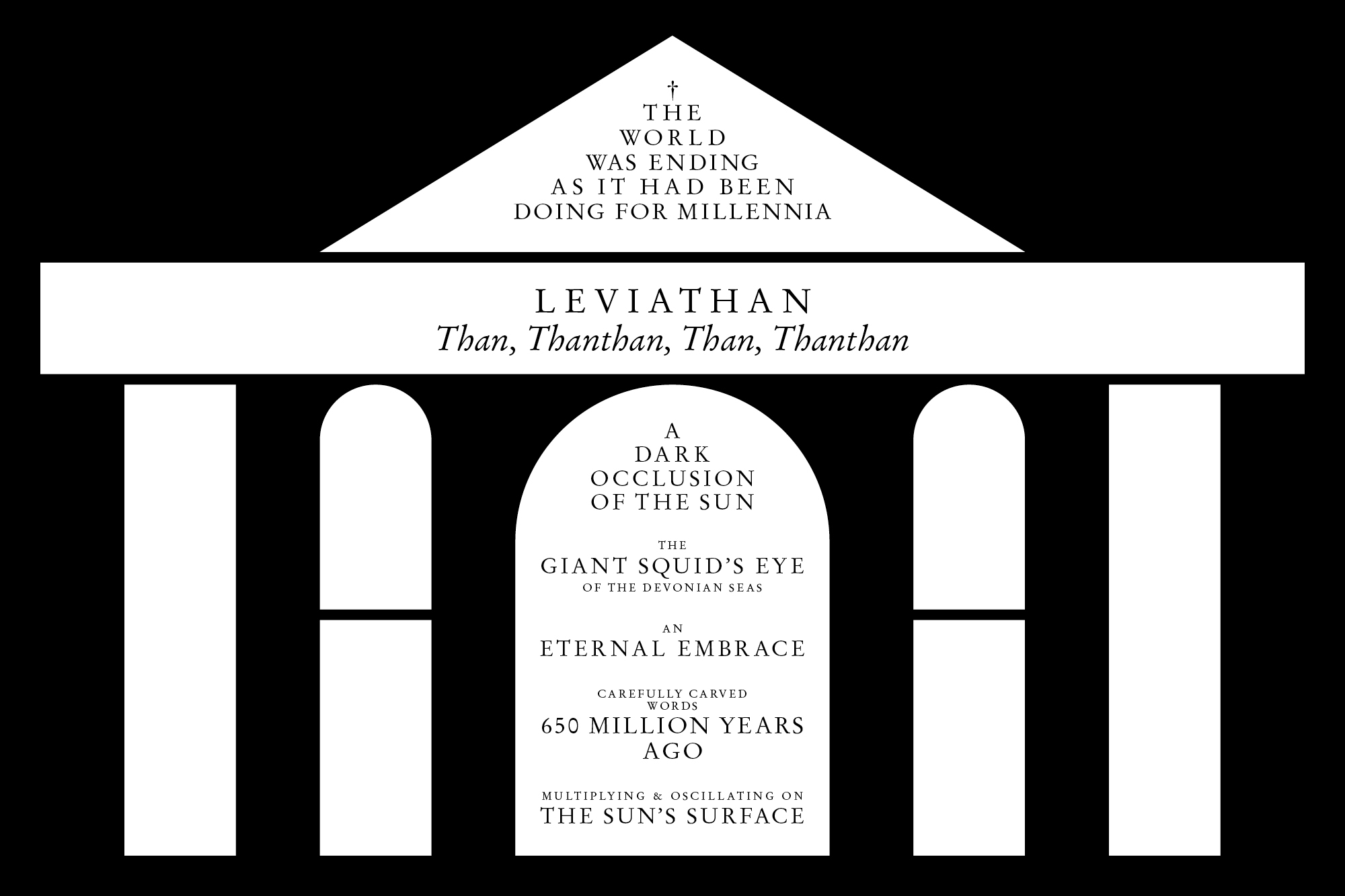 Leviathan, Shezad Dawood